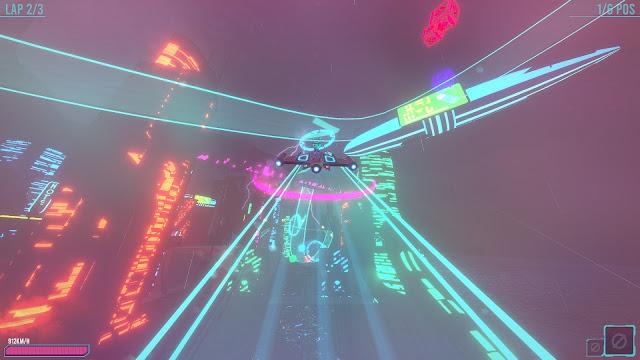Neon Wings Air Race PC Full