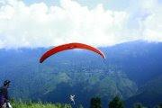 Images of Paragliding Darjeeling