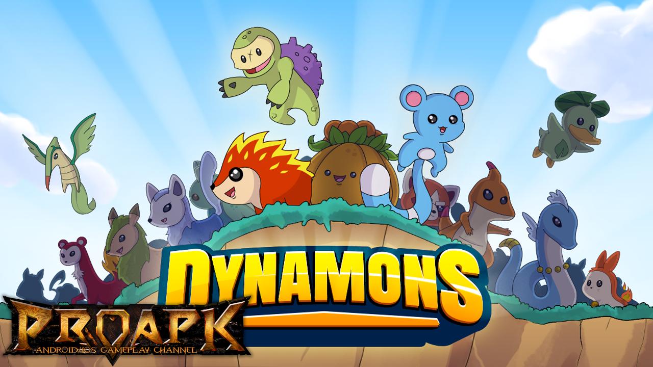 Dynamons - RPG