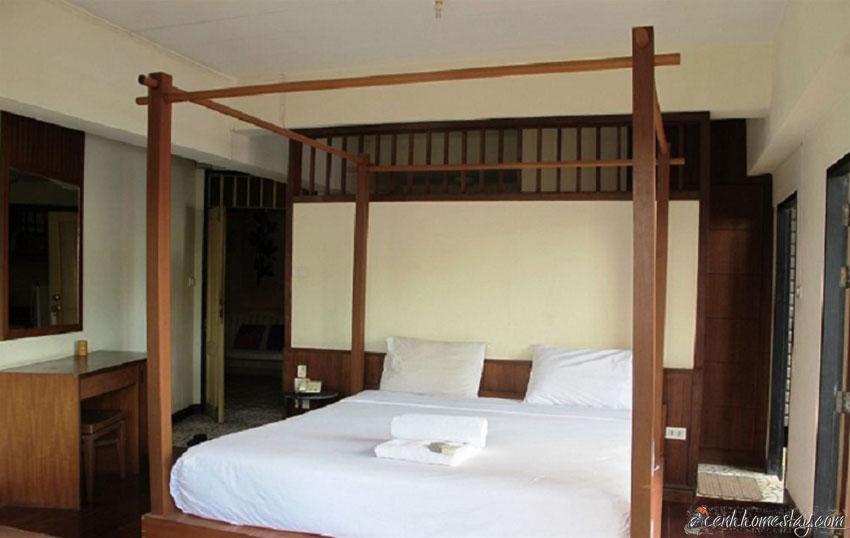 10 Khách sạn, nhà nghỉ, hostel, homestay Pataya Thái Lan giá rẻ