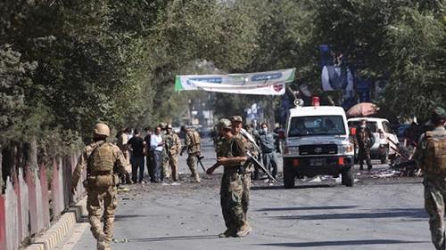 Ledakan Di Masjid Saat Shalat Jumat, 12 Orang Tewas