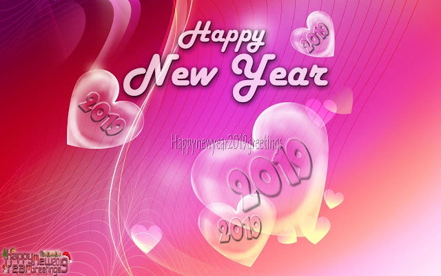 New Year 2019 Love HD Wallpapers Download Free