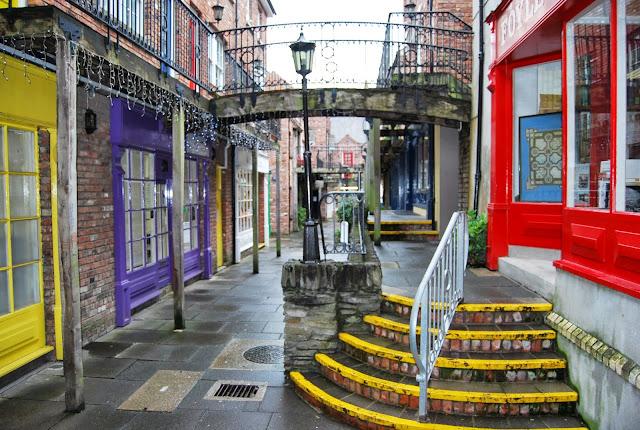 Calles de Derry