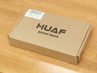 HuaFu 大容量モバイルバッテリー24000mAh