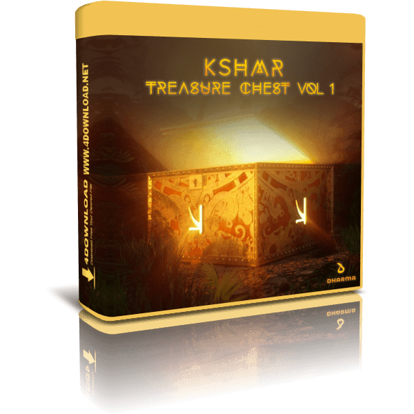 KSHMR Treasure Chest Vol. 1