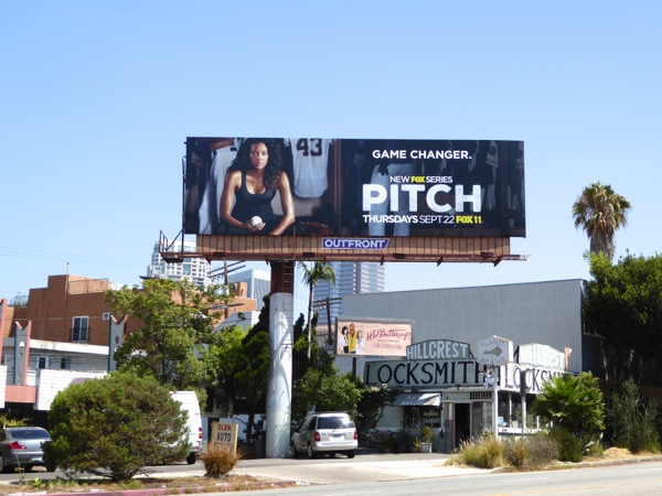 Pitch season 1 billboard