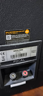 Focal Audio Aria 906 (Used) IMG-20210812-WA0030