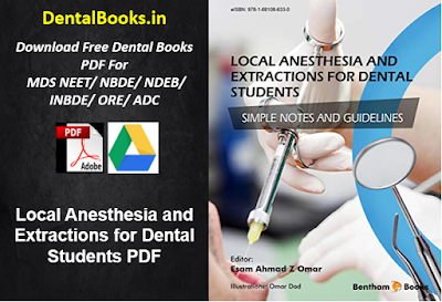 Local Anesthesia and Extractions for Dental Students PDF