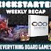 Kickstarter Recap - August 24, 2018