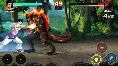 game pertarungan offline android