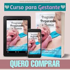 Curso Online para Gestantes Preparando a Mamãe Para Receber o Seu Bebê