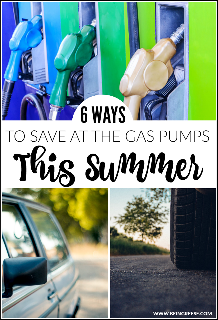 save money at the pumps