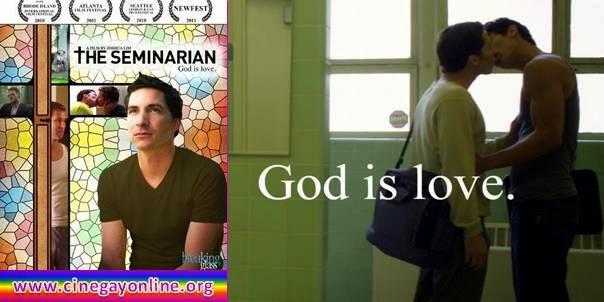 The seminarian, película