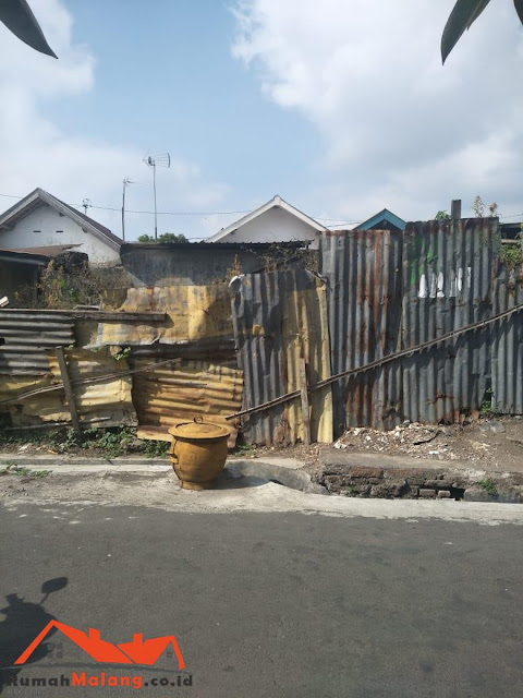 Tanah untuk rumah kos di Malang