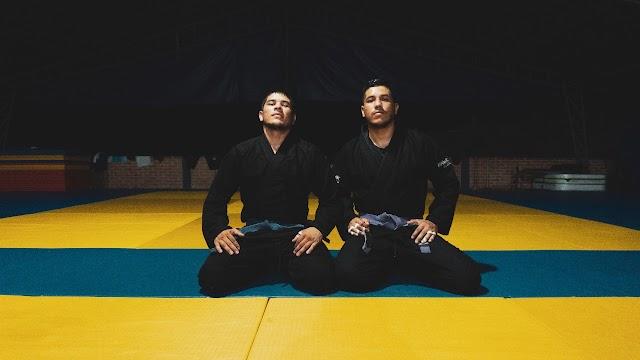Citados en la Selección Colombia de Jiu-jitsu