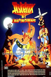 Asterix Conquista América [1994] HD 1080P Latino-Inglés  [Google Drive] LachapelHD