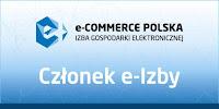 członek Izby Gospodarki Elektronicznej Ecommerce Polska