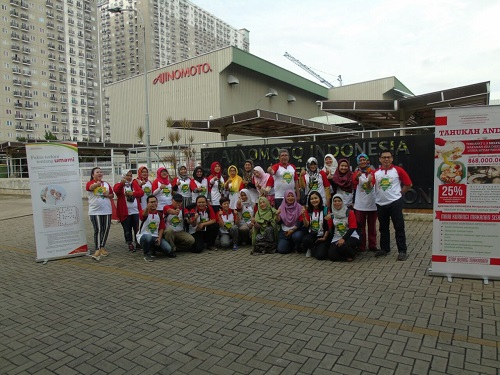 Umami Food Marathon Ajinomoto - Tabloid Bintang
