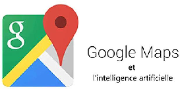 l'intelligence artificielle et les prévisions de trafic sur Google Maps