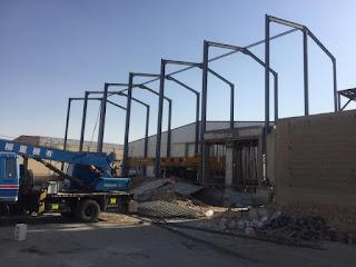 بناء مستودعات وهناجر الرياض