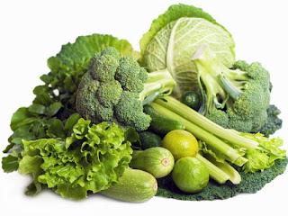 Sayuran Berdaun Hujau