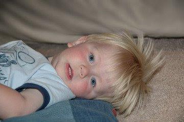 علاج سريع للإمساك عند الأطفال