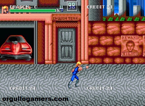double dragon revolution
