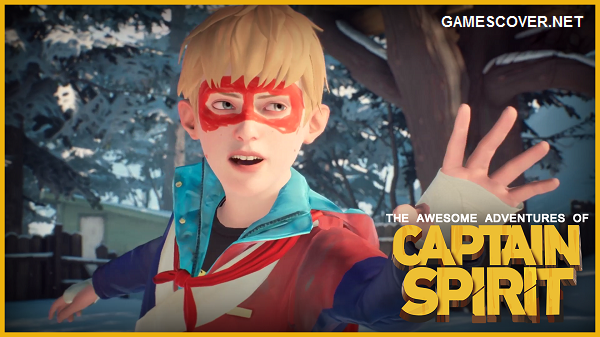 The Awesome Adventures of Captain Spirit Story