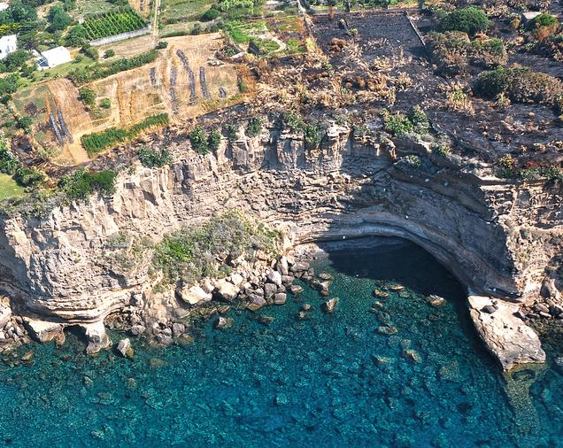 Ischia Apartments: Ventotene Island