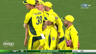David Warner 179 - Travis Head 128 - Australia vs Pakistan 5th ODI 2017 Highlights