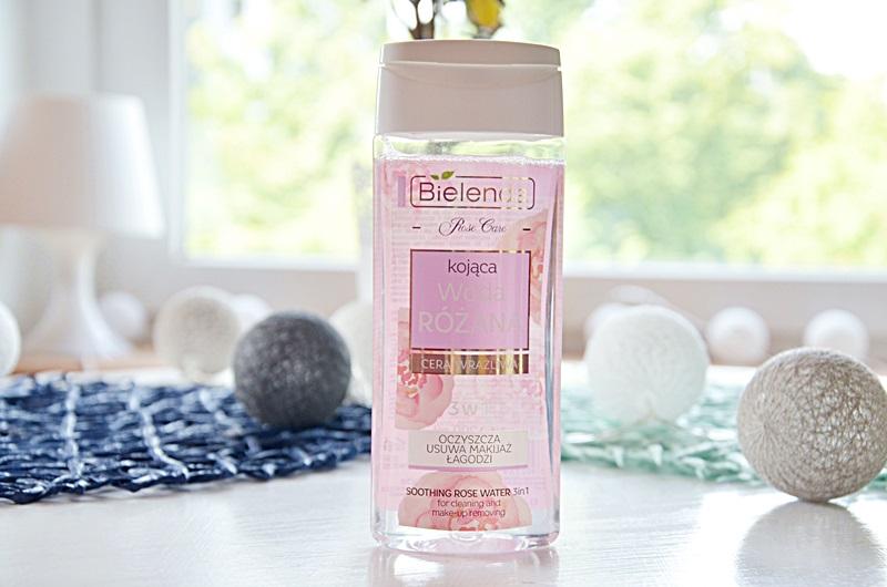 olej do mycia twarzy, olej rózany, bielenda, konkurs, zakreecona, kosmetyki różane, woda różana
