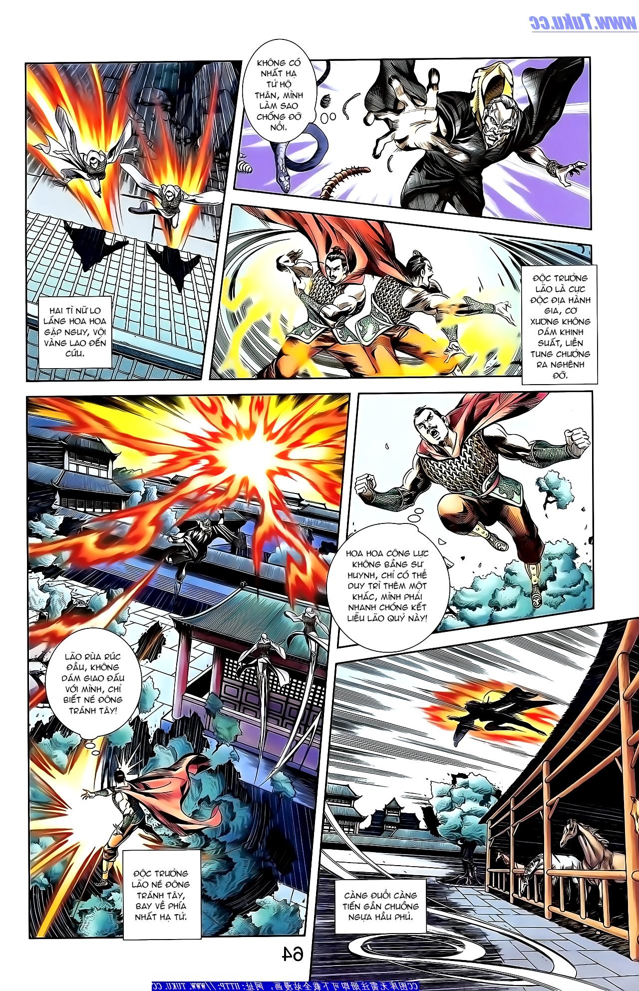 Cơ Phát Khai Chu Bản chapter 151 trang 8