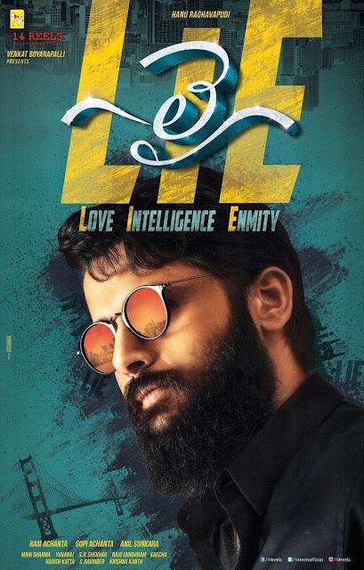 Nithiin's LiE Telugu Movie First Look Posters
