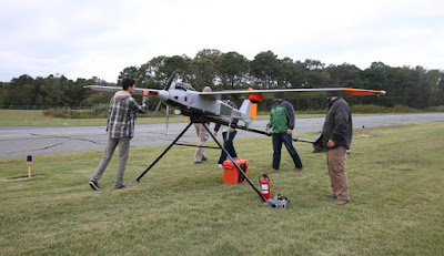 drone plane for cell phones