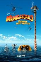 Παιδικές Ταινίες 2012 Μαδαγασκάρη 3: Οι Φυγάδες της Ευρώπης