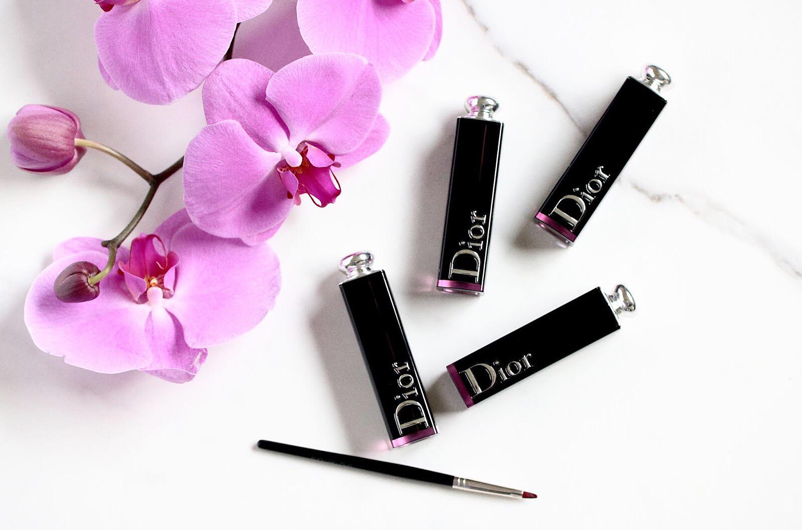 dior addict laquer stick rouge à lèvres avis test swtaches