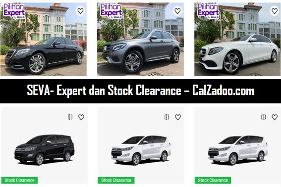 Fitur Expert dan Stock Clearance SEVA