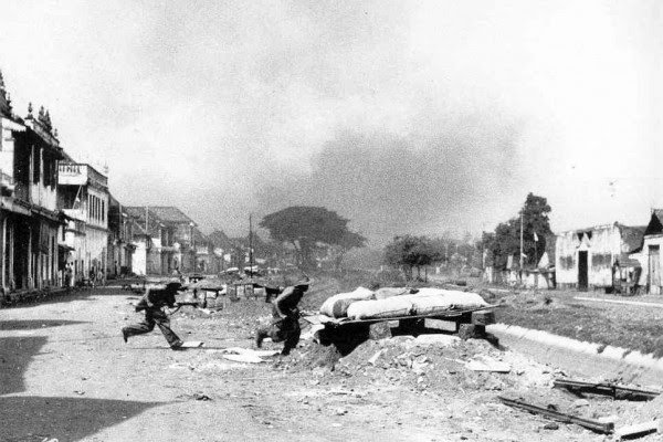 Tokoh Pahlawan Pada Pertempuran 10 November 1945 di Surabaya