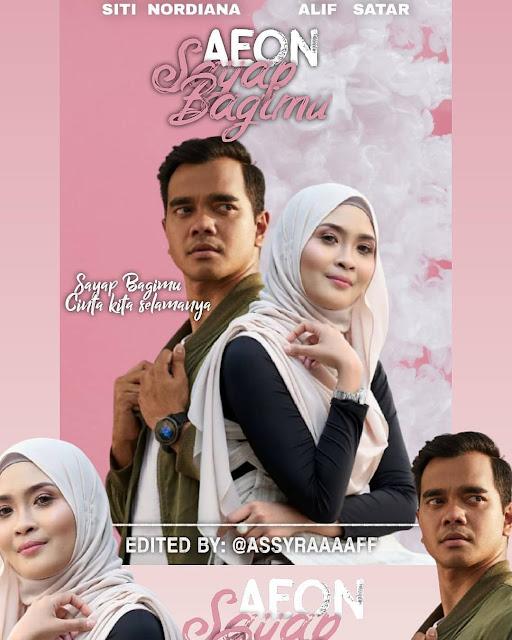 Sinopsis Drama Sayap Bagimu TV3