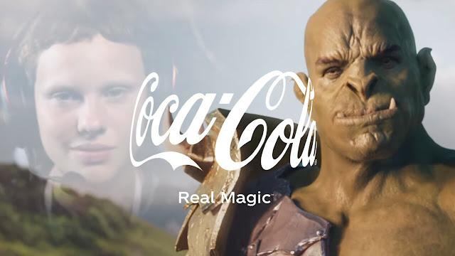 Coca-Cola Realmagic
