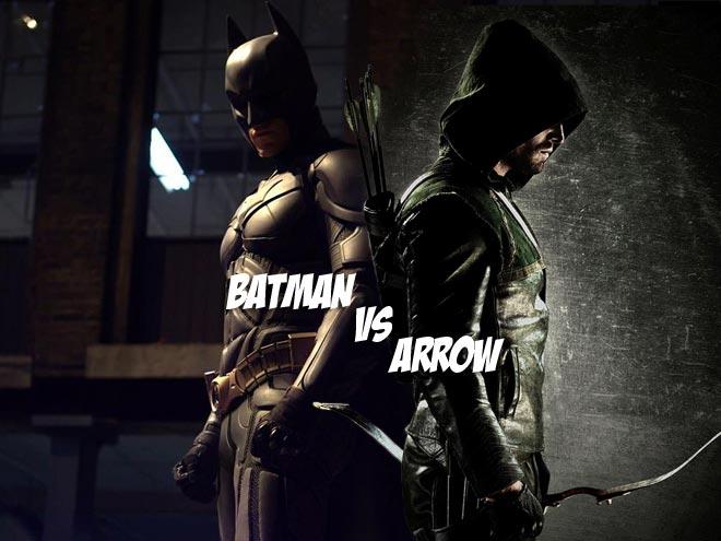 Famiia Wayne en Arrow