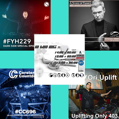 In The Mix 30.10. -  19.11.2020 on Radio DJ ONE