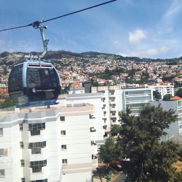 Madeira Cable Cars