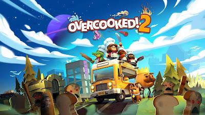 Overcooked 2 está grátis na Epic Games