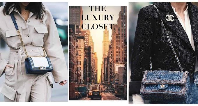 رموز خصم The Luxury Closet بقيمة تصل الى 150 دولار على كل طلباتكم