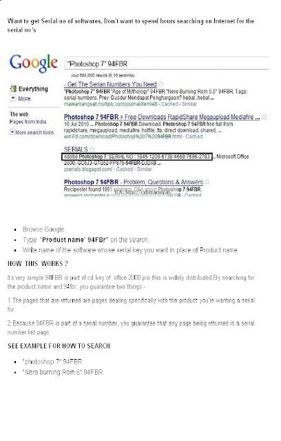 Download Nero 10 Full Version + Serial Number : download, version, serial, number, Information:, Serial, Number, Software