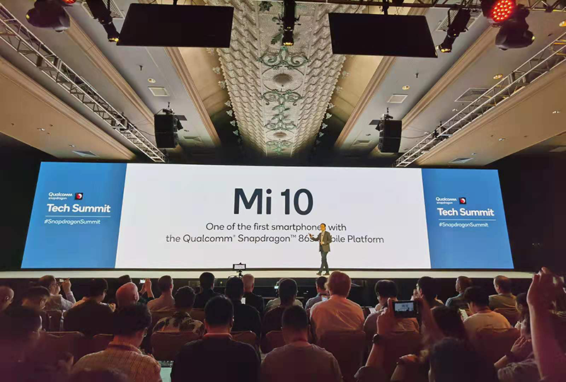 Xiaomi Mi 10 will be one of the first smartphones with Snapdragon 865