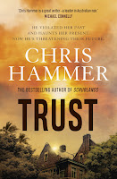 Trust by Chris Hammer book cover