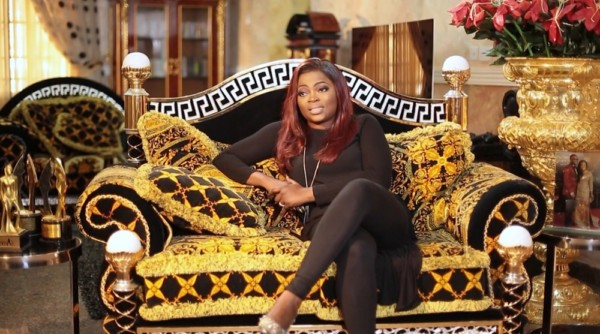 Funke Akindele speaks to CNN