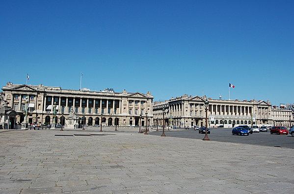 Around The World: Plac Zgody (Place de la Concorde) w Paryżu